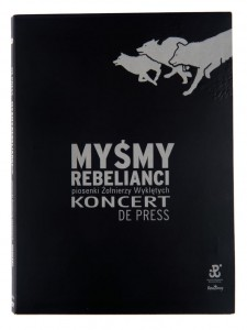 De Press. Myśmy Rebelianci  DVD