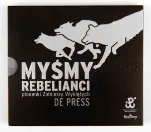 De Press. Myśmy Rebelianci CD
